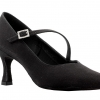 Topline TC Silhouette With Strap Ballroom Shoe