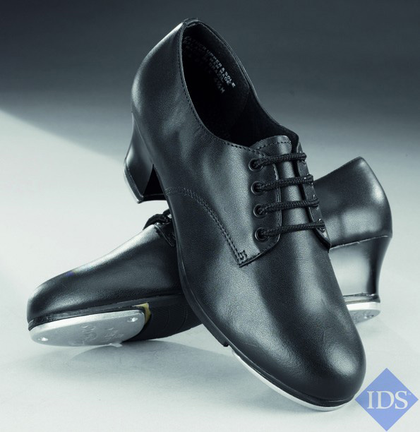 Cuban Heel Tap Shoes With Teletone Taps